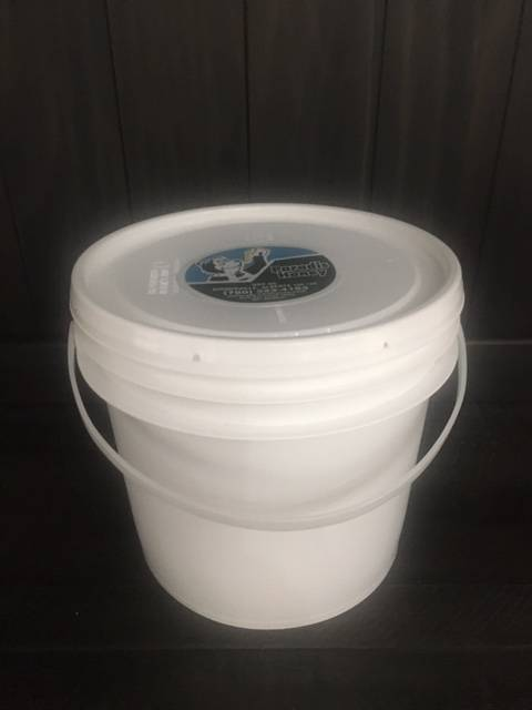 7 KG Pail of Raw Honey