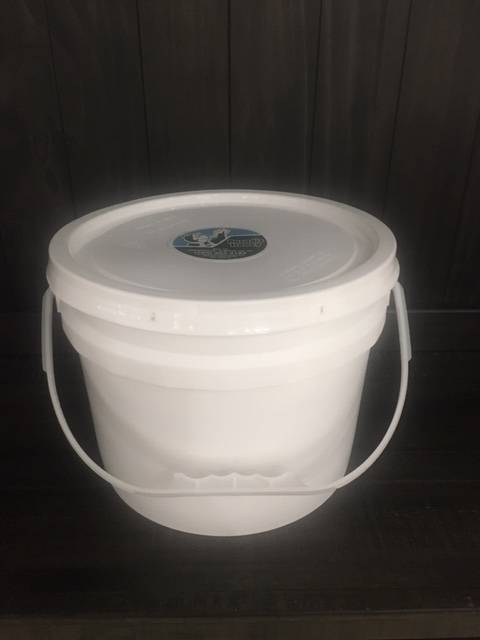 15 KG Pail of Raw Honey