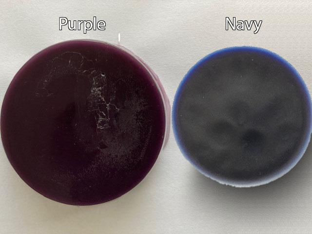 Coloured Beeswax